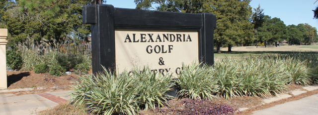 Alexandria Golf & Country Club | Woodworth, LA