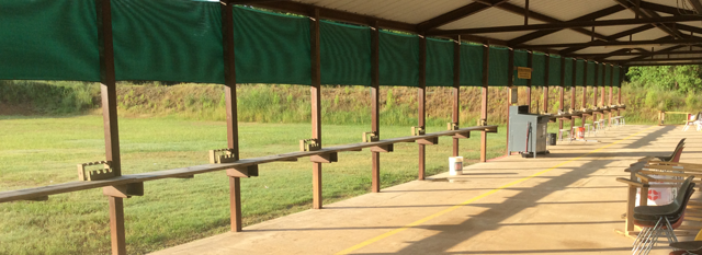 Woodworth Shooting Range