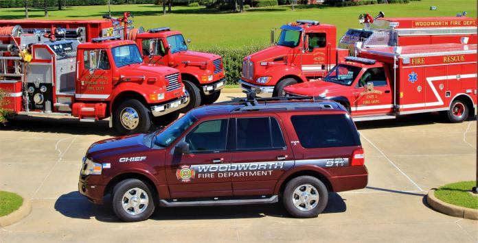 Woodworth Fire Department