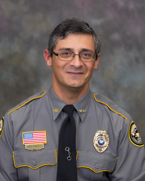 James P. Gonzales Police Chief